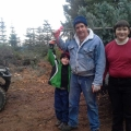 Christmas Tree Cutting 2014