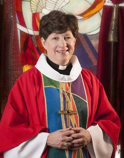 ELCA Presiding Bishop The Rev. Elizabeth A. Eaton