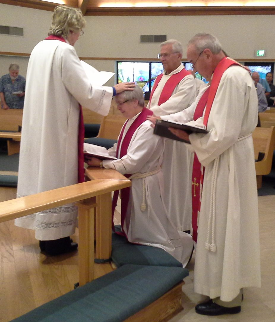Installation of Pastor Eileen Smith LeVan