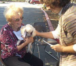 Animals (and their humans) can receive a blessing on Oct. 15 at PEACE Lutheran Church.