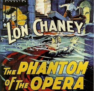 """The Phantom of the Opera"" silent film classic screens for free at 4pm Sunday, Oct. 8."