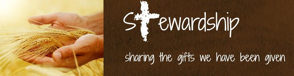 Christian Stewardship - Wednesday, September 9, 2015 ...   Church Stewardship