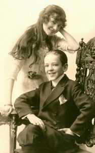As children, Adele and Fred Astaire had a wildly successful partnership in vaudeville from 1905 to 1917.