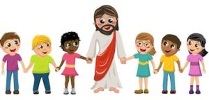 """At Rolling River Day Camp, children learn """"God is always with me!"""""""