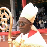 Bishop Mugabo is head of the Lutheran Church of Rwanda.