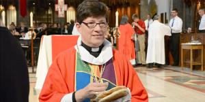 ELCA Presiding Bishop Elizabeth Eaton