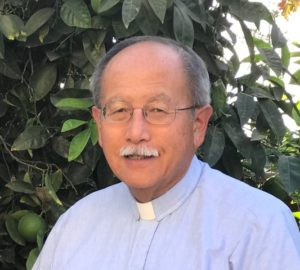 Pastor Bill Wong, Interim Pastor at Peace Lutheran church