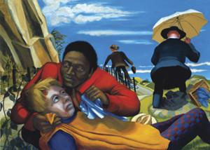 The Good Samaritan by Dinah Roe Kendall