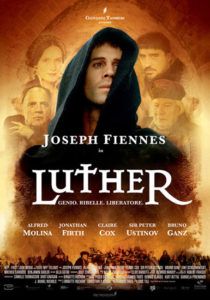 """Luther"" stars Joseph Fiennes in a remarkable story of faith and conscience."