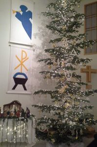 Celebrate Christmas at PEACE Lutheran Church, 828 W. Main St., near downtown Grass Valley.