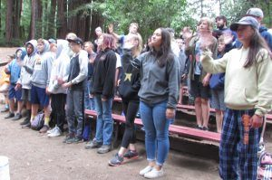 Mt. Cross Lutheran Camp in the Santa Cruz mountains sparks faith and changes lives!
